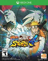 Naruto Shippuden Ultimate Ninja Storm 4 Xbox One Prices