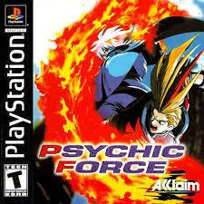 Psychic Force Playstation Prices