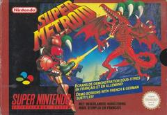 Super Metroid PAL Super Nintendo Prices