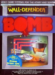 Wall Defender Atari 2600 Prices