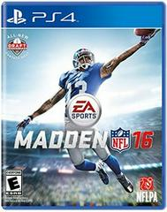 Madden NFL 16 Playstation 4 Prices