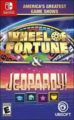 America's Greatest Game Shows: Wheel of Fortune & Jeopardy Nintendo Switch Prices