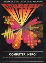 Computer Intro! Magnavox Odyssey 2 Prices