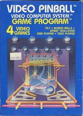 Video Pinball Atari 2600 Prices