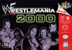 WWF Wrestlemania 2000 Nintendo 64 Prices