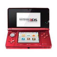 Nintendo 3DS Flame Red Nintendo 3DS Prices