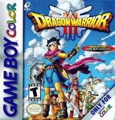 Dragon Warrior III GameBoy Color Prices