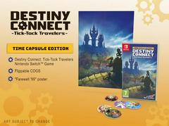 Destiny Connect: Tick-Tock Travelers [Time Capsule Edition] Nintendo Switch Prices