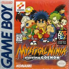 Mystical Ninja Starring Goemon GameBoy Prices