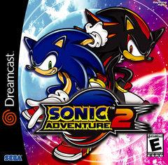 Sonic Adventure 2 Sega Dreamcast Prices