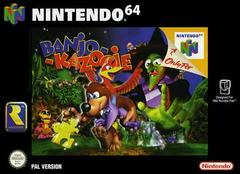 Banjo-Kazooie PAL Nintendo 64 Prices