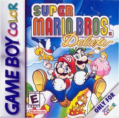 Super Mario Bros Deluxe GameBoy Color Prices
