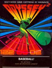 Baseball Magnavox Odyssey 2 Prices