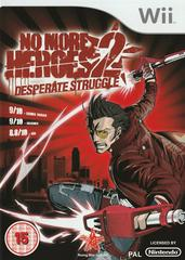 No More Heroes 2: Desperate Struggle PAL Wii Prices