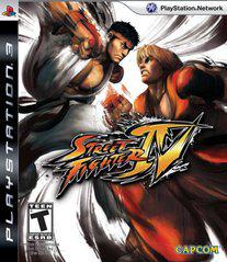 Street Fighter IV Playstation 3 Prices