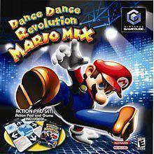 Dance Dance Revolution Mario Mix photo