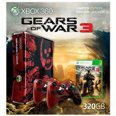Xbox 360 Console Gears of Wars 3 Edition Xbox 360 Prices