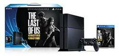 Playstation 4 500GB Last of Us Remastered Console Bundle Playstation 4 Prices