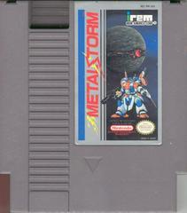 Cartridge | Metal Storm NES