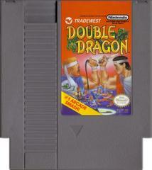 Cartridge | Double Dragon NES