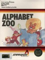 Alphabet Zoo Atari 400 Prices