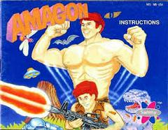 Amagon - Instructions | Amagon NES