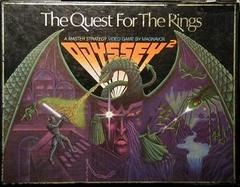 Quest for the Rings Magnavox Odyssey 2 Prices