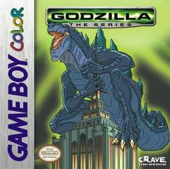 Godzilla The Series PAL GameBoy Color Prices