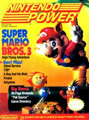 [Volume 11] Super Mario Bros 3 Nintendo Power Prices