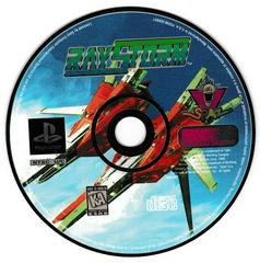 Game Disc (Red Ship Version)   Raystorm Playstation