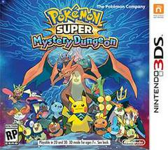 Pokemon Super Mystery Dungeon Nintendo 3DS Prices
