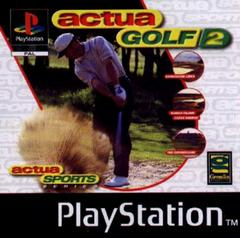 Actua Golf 2 PAL Playstation Prices