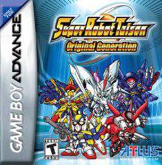Super Robot Taisen Original Generation GameBoy Advance Prices