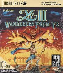 Ys III Wanderers from Ys [Super CD] TurboGrafx-16 Prices