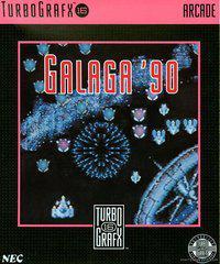 Galaga 90 TurboGrafx-16 Prices