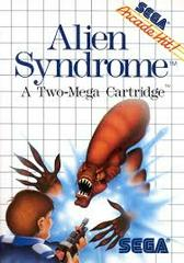 Alien Syndrome - Front | Alien Syndrome Sega Master System