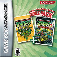 Teenage Mutant Ninja Turtles Double Pack GameBoy Advance Prices