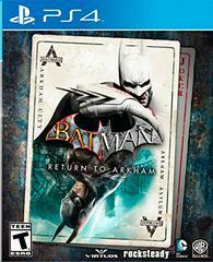 Batman: Return to Arkham Playstation 4 Prices