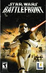 Manual - Front | Star Wars Battlefront Playstation 2