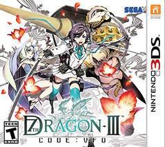 7th Dragon III Code VFD Nintendo 3DS Prices
