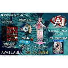 AI: The Somnium Files [Special Agent Edition] Playstation 4 Prices