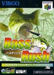 Bass Rush JP Nintendo 64 Prices
