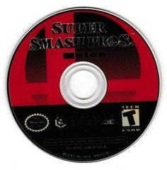 Game Disc | Super Smash Bros. Melee Gamecube