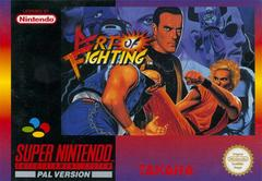 Art of Fighting PAL Super Nintendo Prices