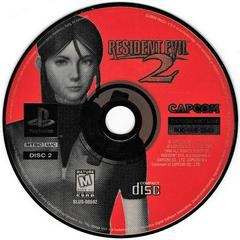 Game Disc 2 - (SLUS-00592) | Resident Evil 2 Playstation