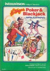 Las Vegas Poker & Blackjack Intellivision Prices
