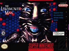 Lawnmower Man Super Nintendo Prices