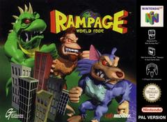 Rampage World Tour PAL Nintendo 64 Prices