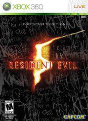 Resident Evil 5 [Collector's Edition] Xbox 360 Prices