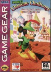Mickey's Ultimate Challenge Sega Game Gear Prices